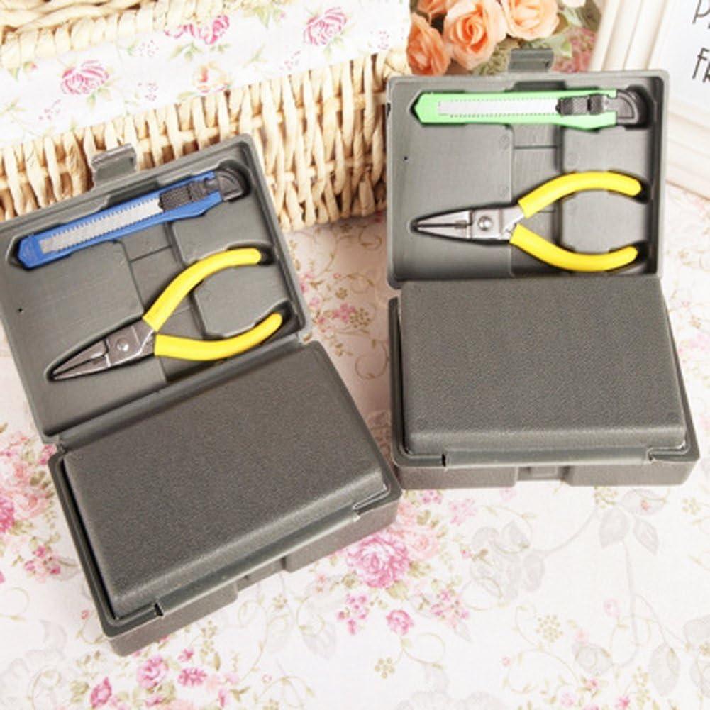 24PC Outil Ensemble Home multifonctions Outil de mat/ériel Bo/îte cadeau Combinaison Tool box Bo/îte /à outil