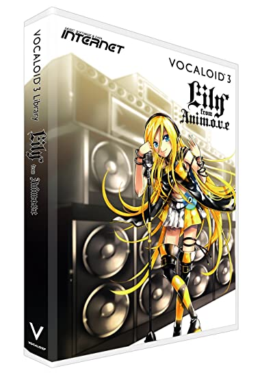 Amazon com: VOCALOID 3 Lily [Japan Import]: Software