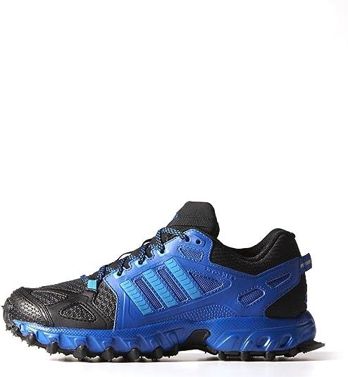 adidas Kanadia Trail 6 Junior Zapatillas para Correr cblack/Solblu/blubea Talla:35: Amazon.es: Deportes y aire libre