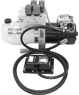 Power Unit,Hydraulic 12V Dc Buyers Products PU642LR Hydraulic Power Unit