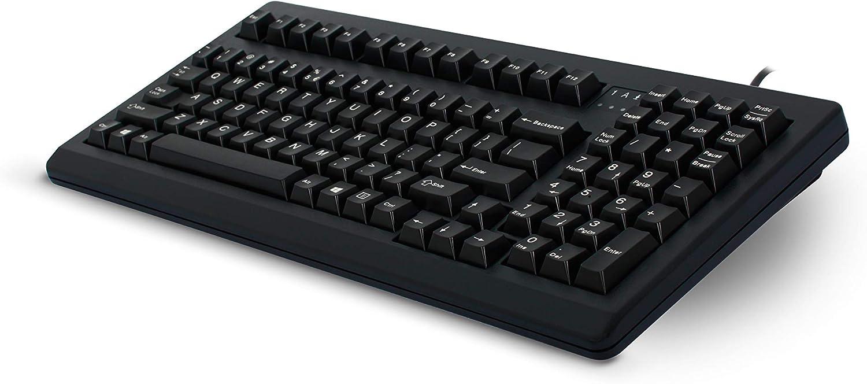 Amazon.com: Cherry Compact MX Teclado, Negro, 1: Computers ...