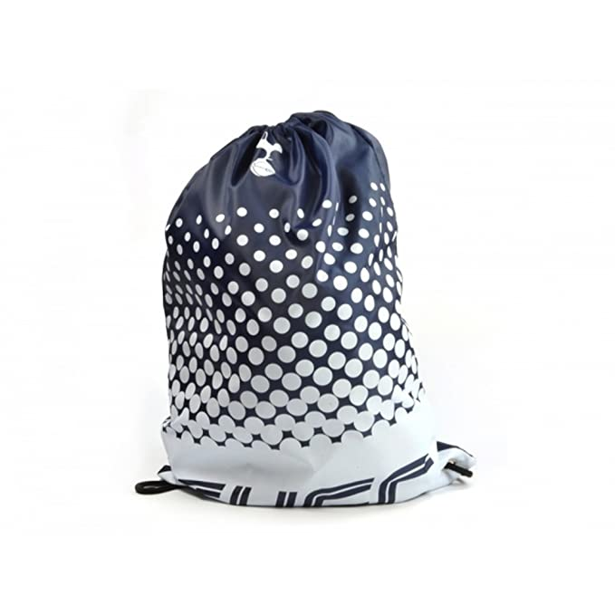 ee326c62b3f2 Amazon.com  Tottenham Hotspur FC Official Soccer Fade Design Gym Bag (One  Size) (Navy White)  Clothing