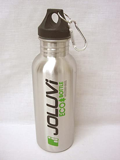 Joluvi - Cantimplora botella EcoBottle 700 ml, acero ...