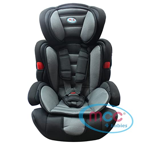 3in1 Convertible Baby Child Car Safety Booster Seat Group 1/2/3
