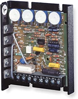product image for Dart 125DV-C-2A 1/8 thru 1 HP dual voltage control with independently adjustable linear accel & decel. UL/CSA/CE