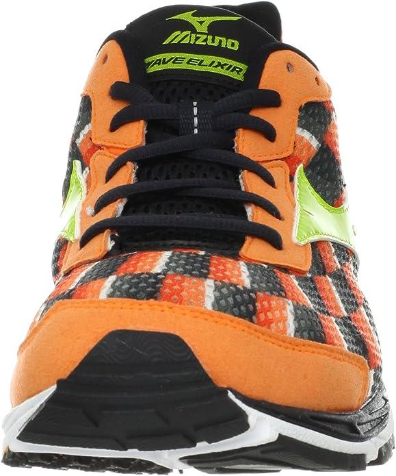 Mizuno Hombre Wave Elixir 8 Zapatilla de Running, Color