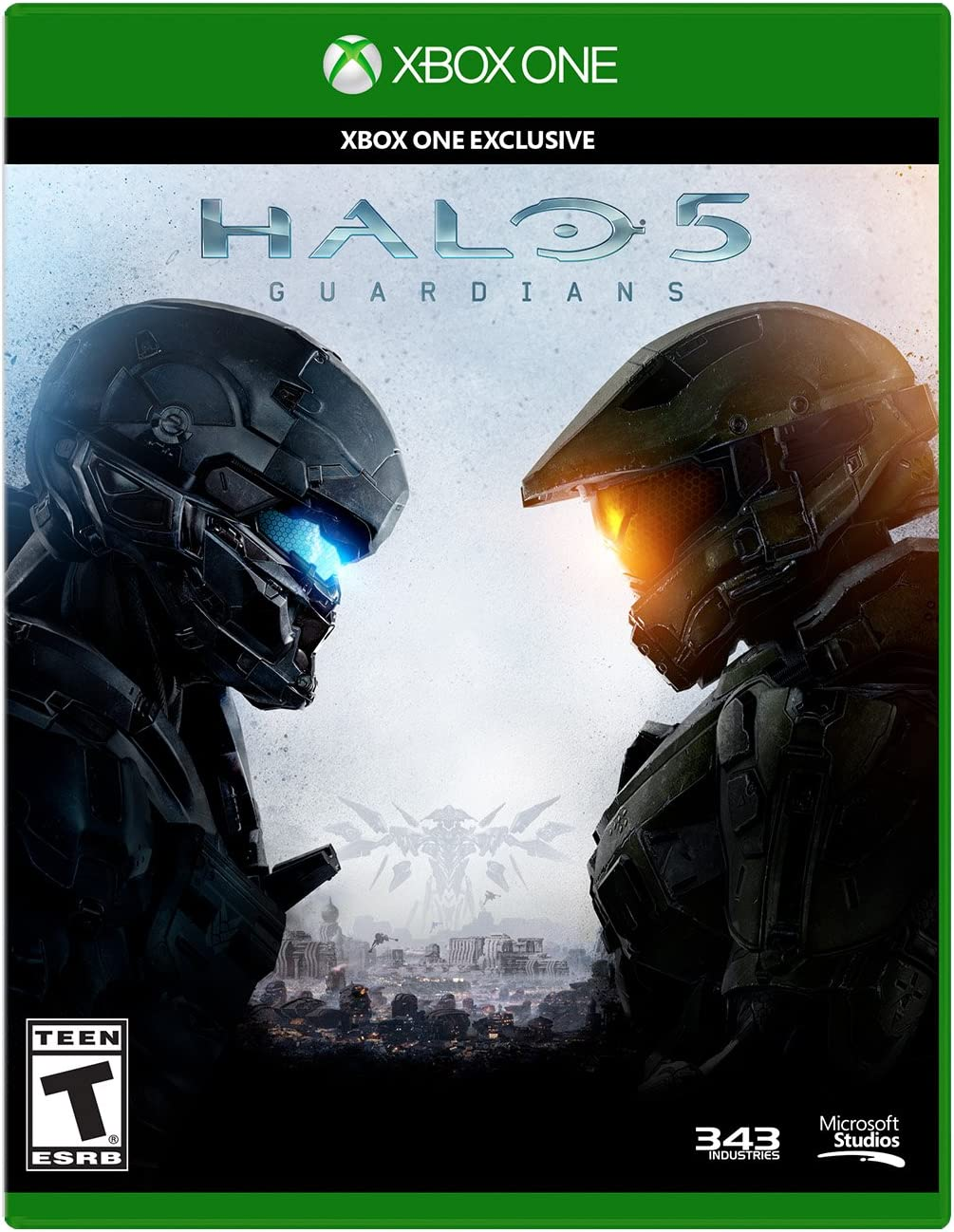Halo 5: Guardians - Edición Estándar: Amazon.es: Videojuegos
