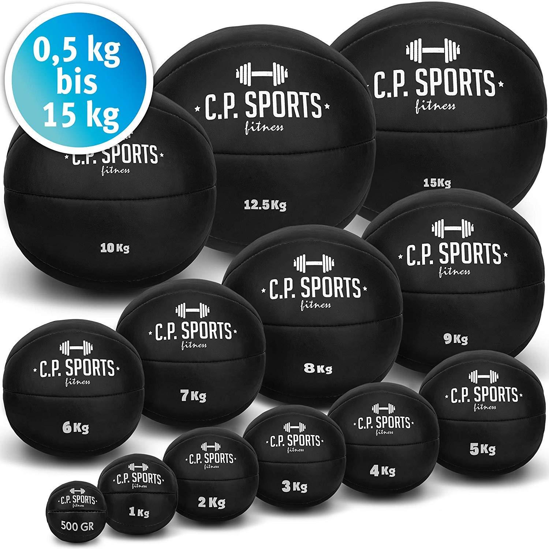 C.P. Sports Balón Medicinal K5, Peso Pelota, balones medicinales ...