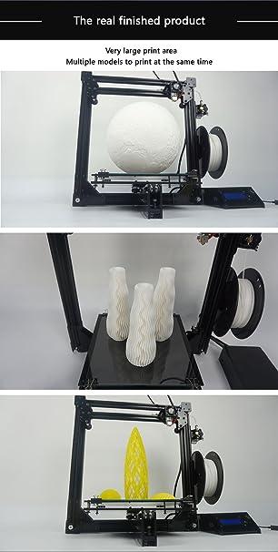 Micromake Impresora 3D 2017 Nuevo Micromake C1 con estructura de H ...