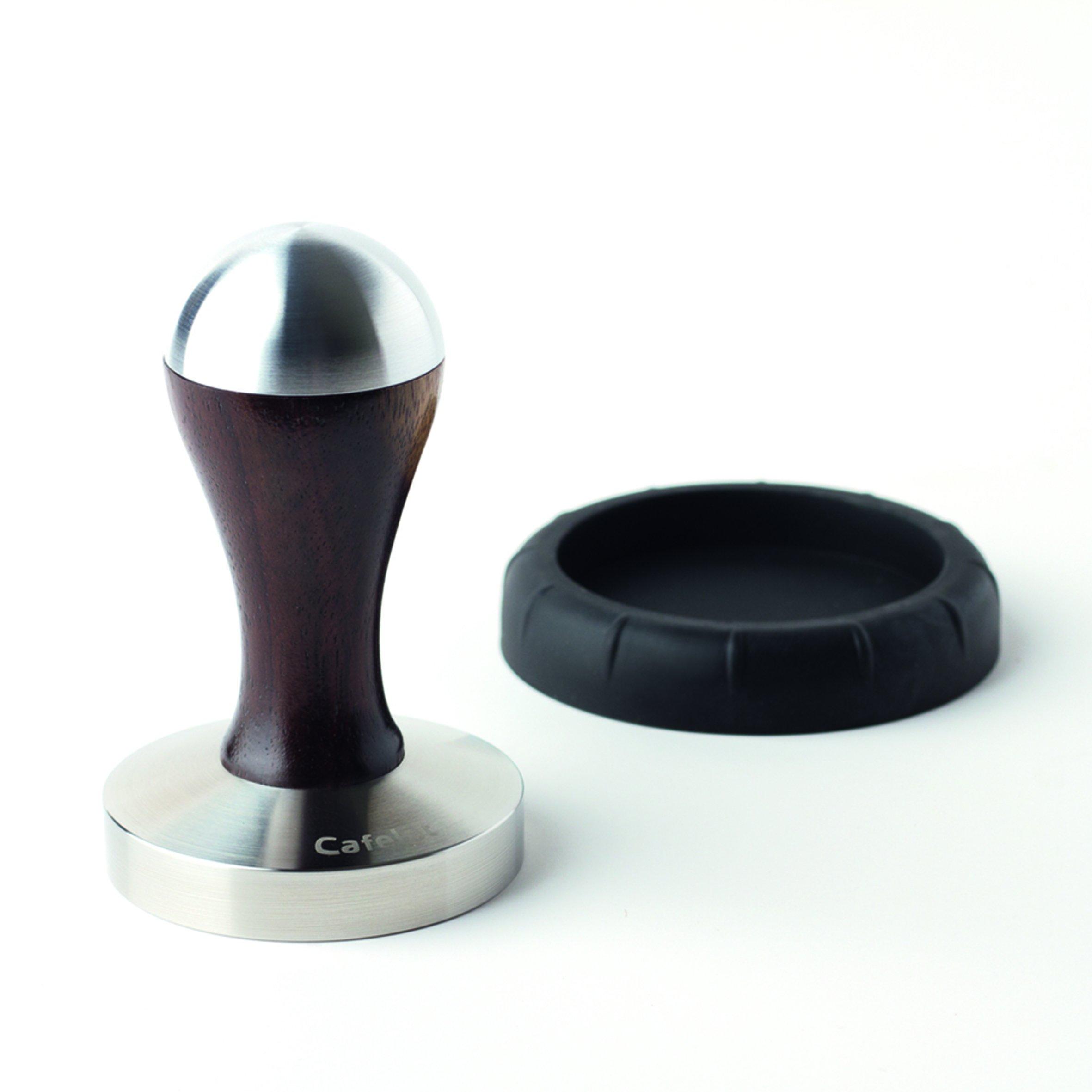 Cafelat Royal Tamper - Violet Wood - 58.35mm Flat by Cafelat