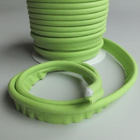 Cordón para ribeteado de cojines, 7 mm, algodón, poliéster ...