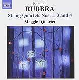 Rubbra: String Quartets Nos. 1