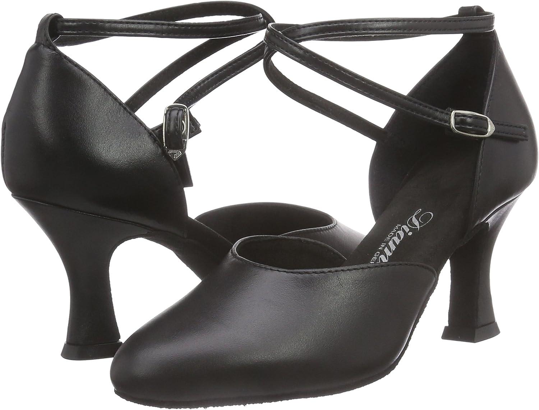 Chaussures de Danse de Salon Femme Diamant Damen Tanzschuhe 058-080-034
