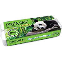 Premier Deluxe Panda Bathroom Tissue, 350 sheets, 10 count