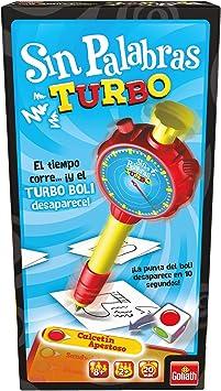 Goliath Palabras Turbo, Juego de Mesa (76197): Amazon.es: Juguetes y juegos