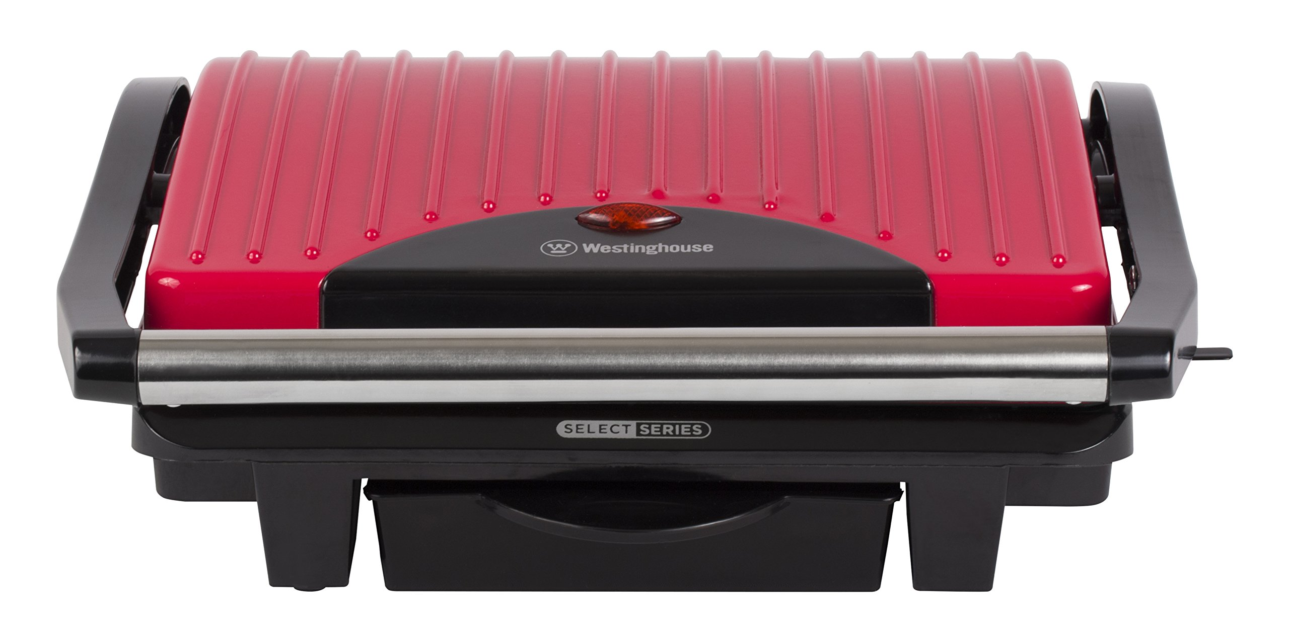 Westinghouse WIG1RA Select Series Red Indoor Grill