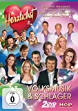 Herzlichst - Volksmusik & Schlager - 2DVDs
