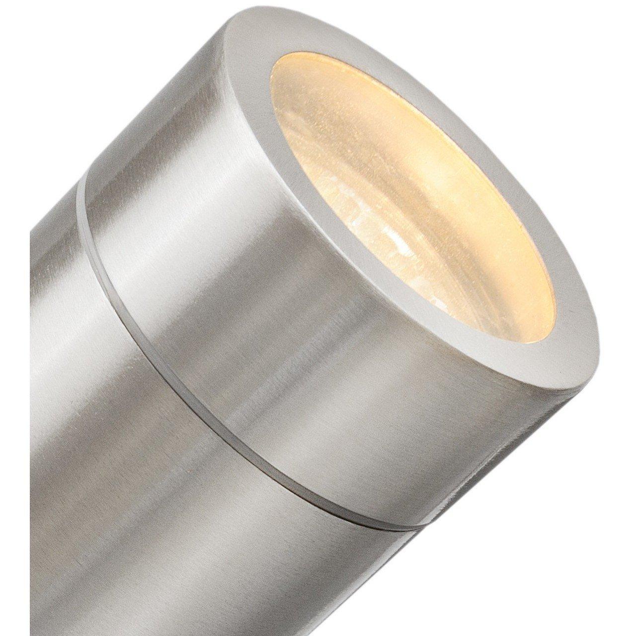 MW-Light 807020701 Lampada da Parete Esterno Lampadine Risparmio Energetico GU10 1 x 35W