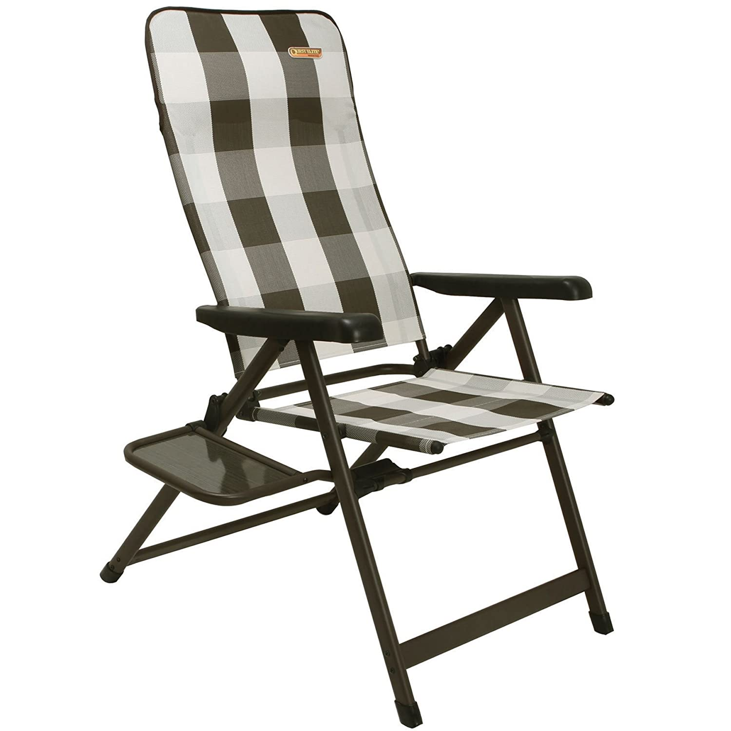 Quest Elite Marrakesh XL Reclining Chair with Side Table Amazon