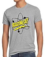 CottonCloud Sheldon Atom Herren T-Shirt