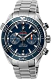 [オメガ]OMEGA 腕時計 Planet Ocean ブルー文字盤 コーアクシャル自動巻 600m防水 232.90.46.51.03.001 メンズ 【並行輸入品】