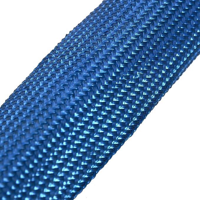 Amazon.com: WINOMO 8pcs High Temperature Shield Spark Plug Wire ...