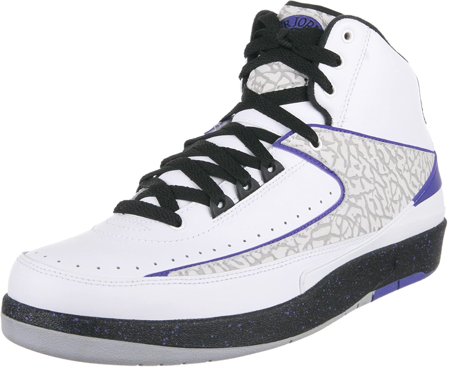 f1ecf3659effc9 Nike Mens Air Jordan 2 Retro