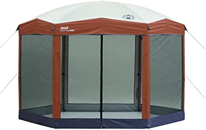 Outdoor Screen House Tent Instant Canopy Sun Shade Camping Picnic Screenhouse