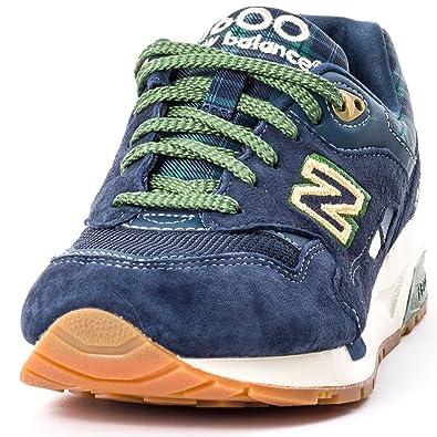 size 40 331f4 be95e Amazon.com | New Balance 1600 Tartan Women's Shoes | Fashion ...