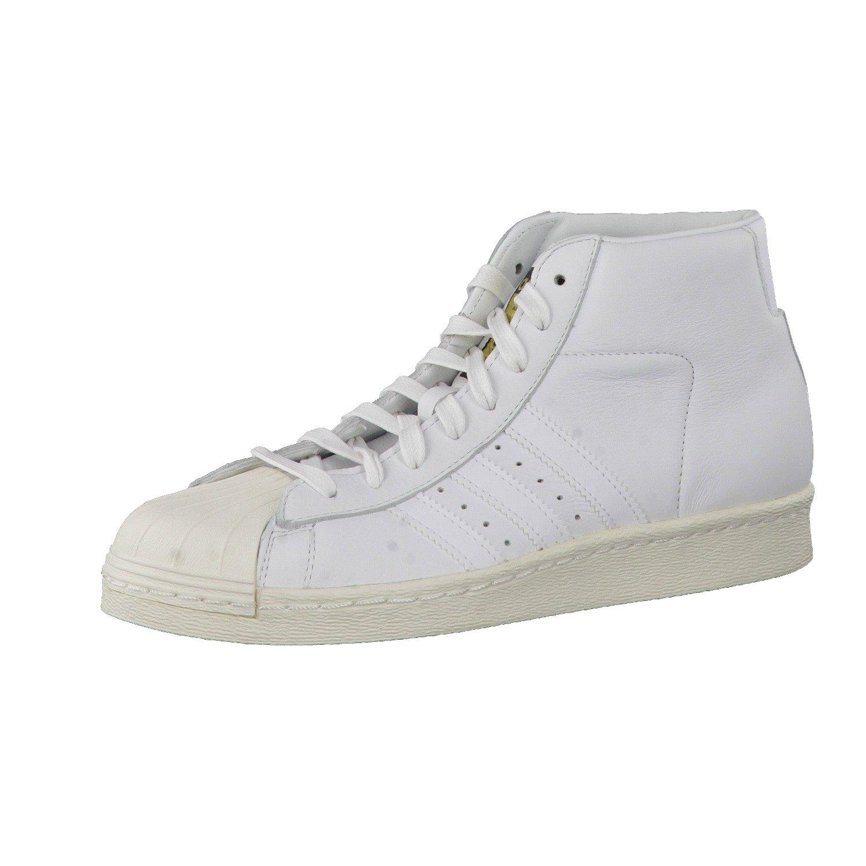 adidas Damen Sneaker PRO MODEL VINTAGE DLX ftwr white/ftwr white/cream white 46