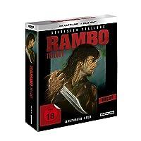 Rambo - Trilogy (Uncut) [4K Blu-ray]