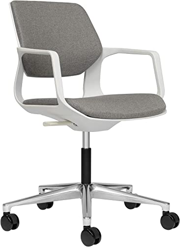Waverly Modern Task Chair – Commercial Grade Design with Maximum Comfort Grey