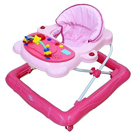 Bebe Style PW9516P - Andador con actividades: Amazon.es: Bebé