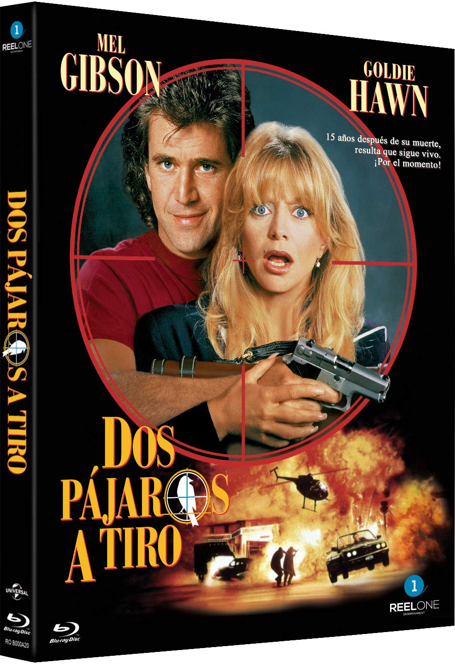 Dos pájaros a tiro (Bird On A Wire) Bluray [Blu-ray]