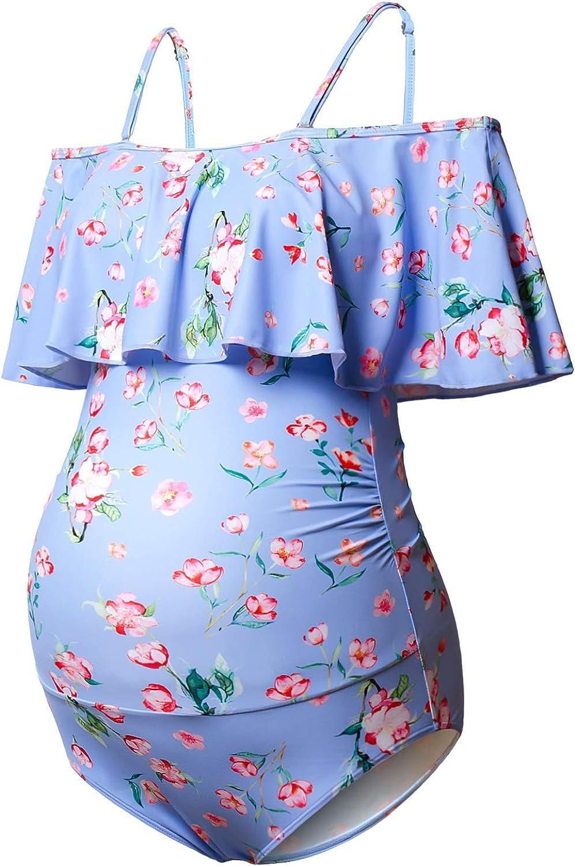 Bhome Maternity Swimwear Womens Bikinis Tankini Summer Swimsuits Pregnancy Beachwear At Amazon Women S Clothing Store