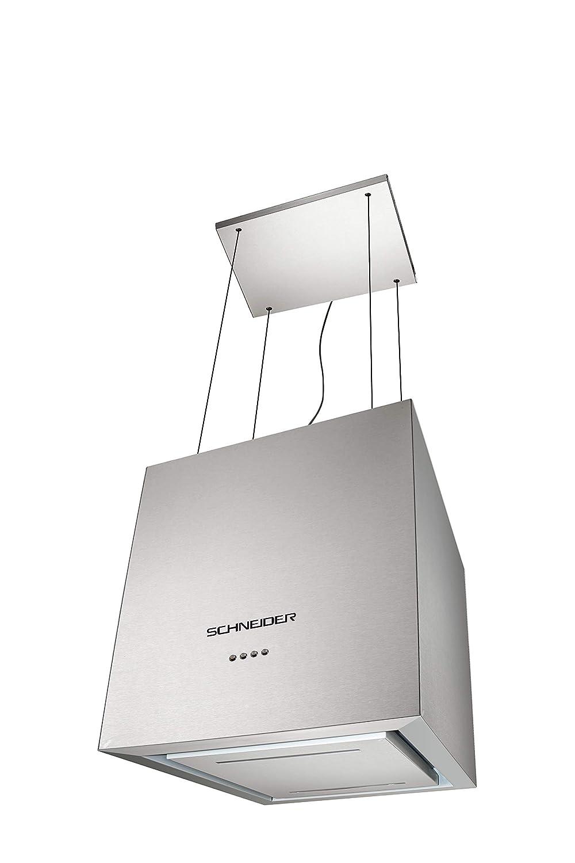 Schneider SLI3-40A+SSTZ Acero inoxidable campana: Amazon.es ...