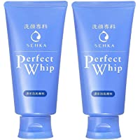 SHISEIDO FT SENGANSENKA PERFECT WHIP FACIAL WASH (4.2oz/120g) 2 set
