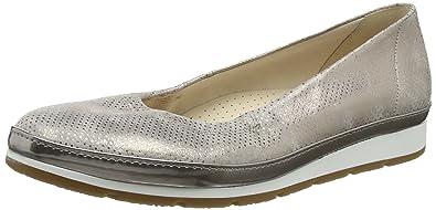 398fb26618 Gabor Shoes Women''s Bridget Ballet Flats, Multicolor (Rame Millenium),