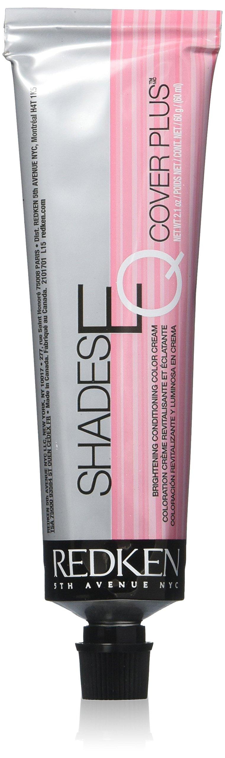 Amazon Redken Shades Eq Cover Plus Cream Hair Color For Unisex