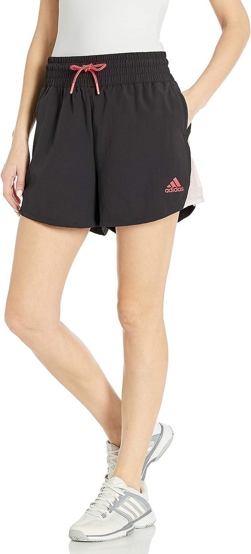 adidas Damen Shorts Pull on Colorblock Shorts: