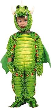 Legler - Disfraz de dragón para niño, talla única (5636): Amazon.es ...