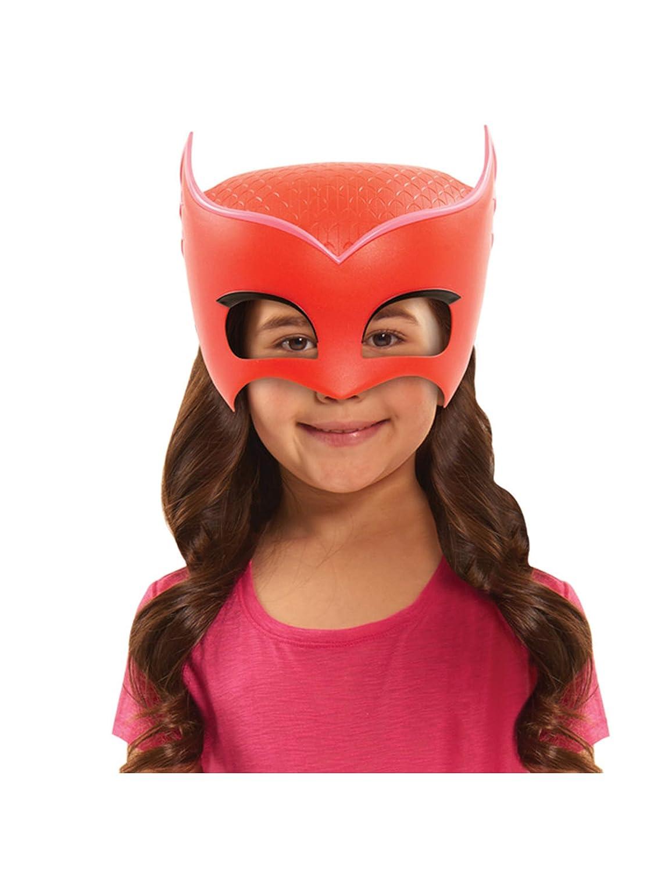 Generique - Máscara de plástico Buhita PJ Masks niño: Amazon.es: Juguetes y juegos