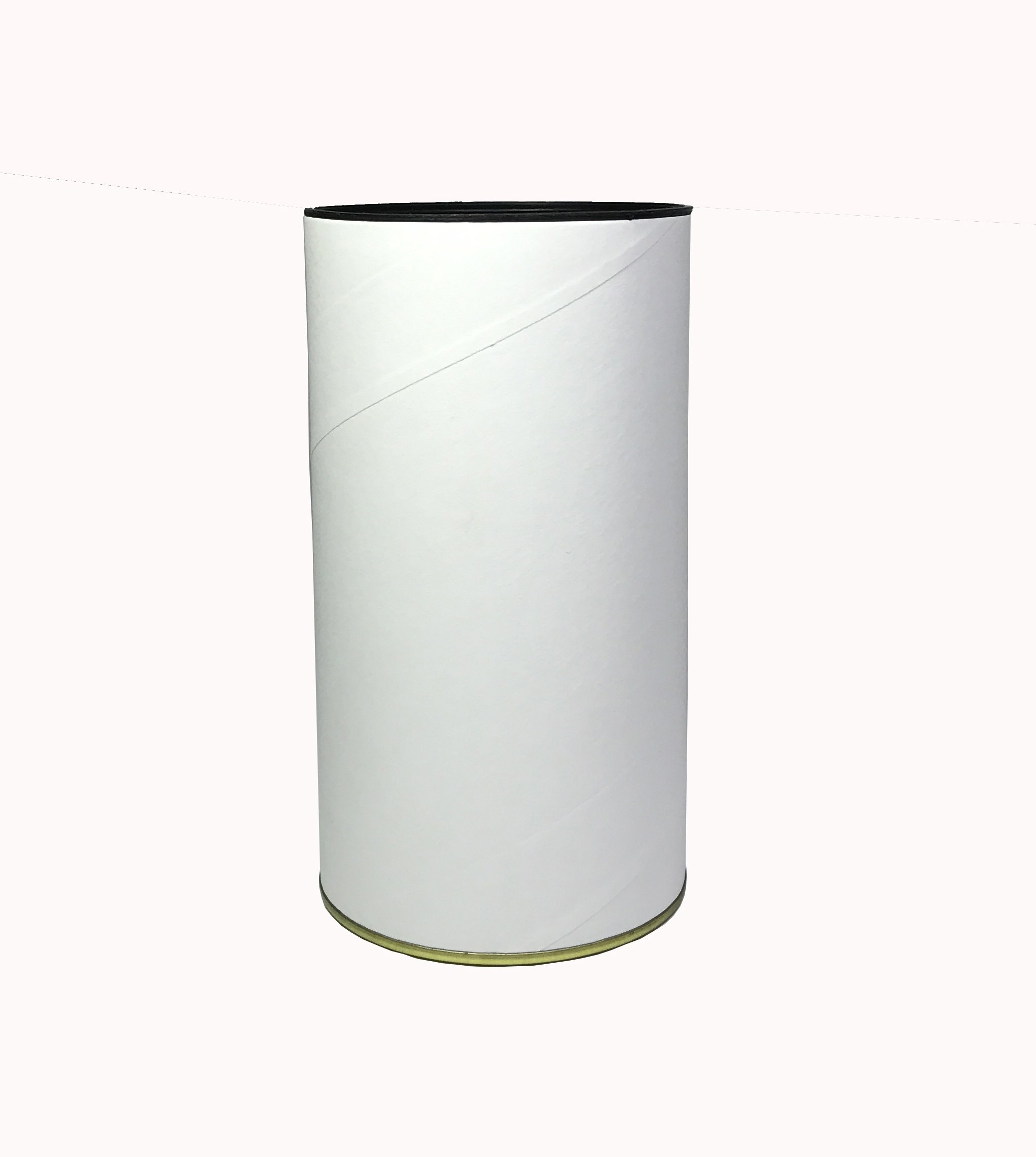 FixtureDisplays 12PK Donation Can 5.5'' Tall 3'' Diameter 11483-12PK