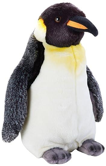 Amazon Com National Geographic Penguin Plush Medium Size Toys