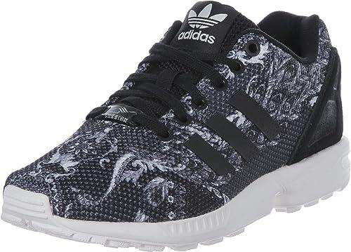 adidas zx flux bianco