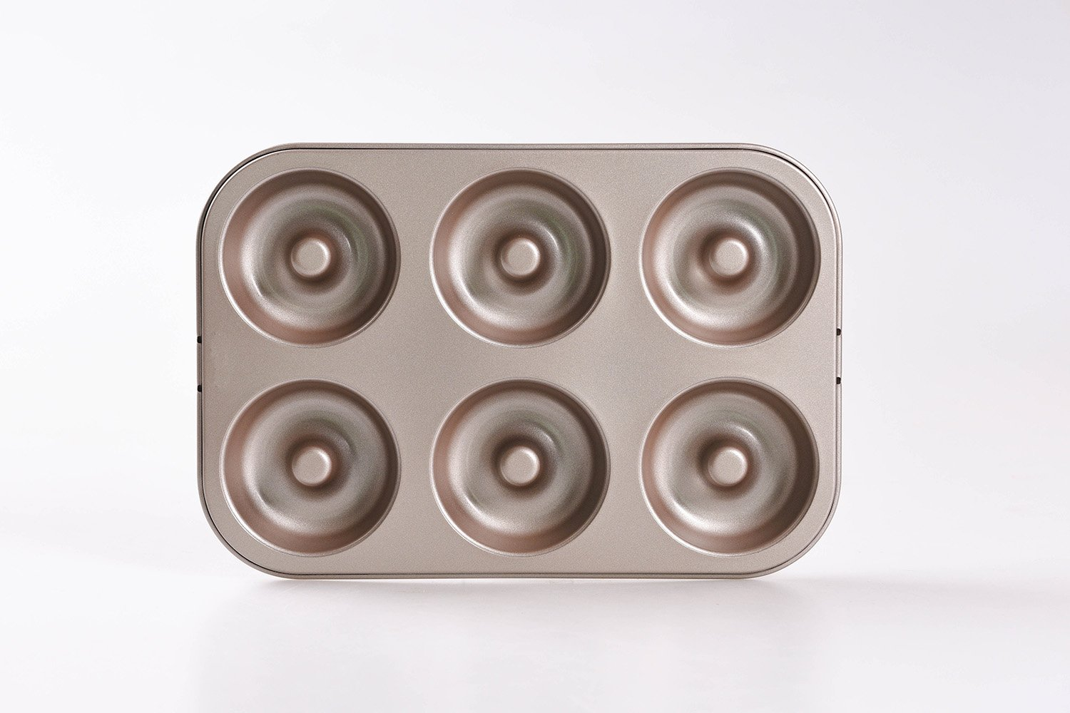 Bakerdream 6 Cavity Nonstick Donut Pan