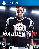 Madden NFL 18 - PlayStation 4 - Standard Edition
