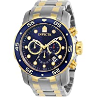 Invicta Two Tone Pro Diver Chronograph 0077