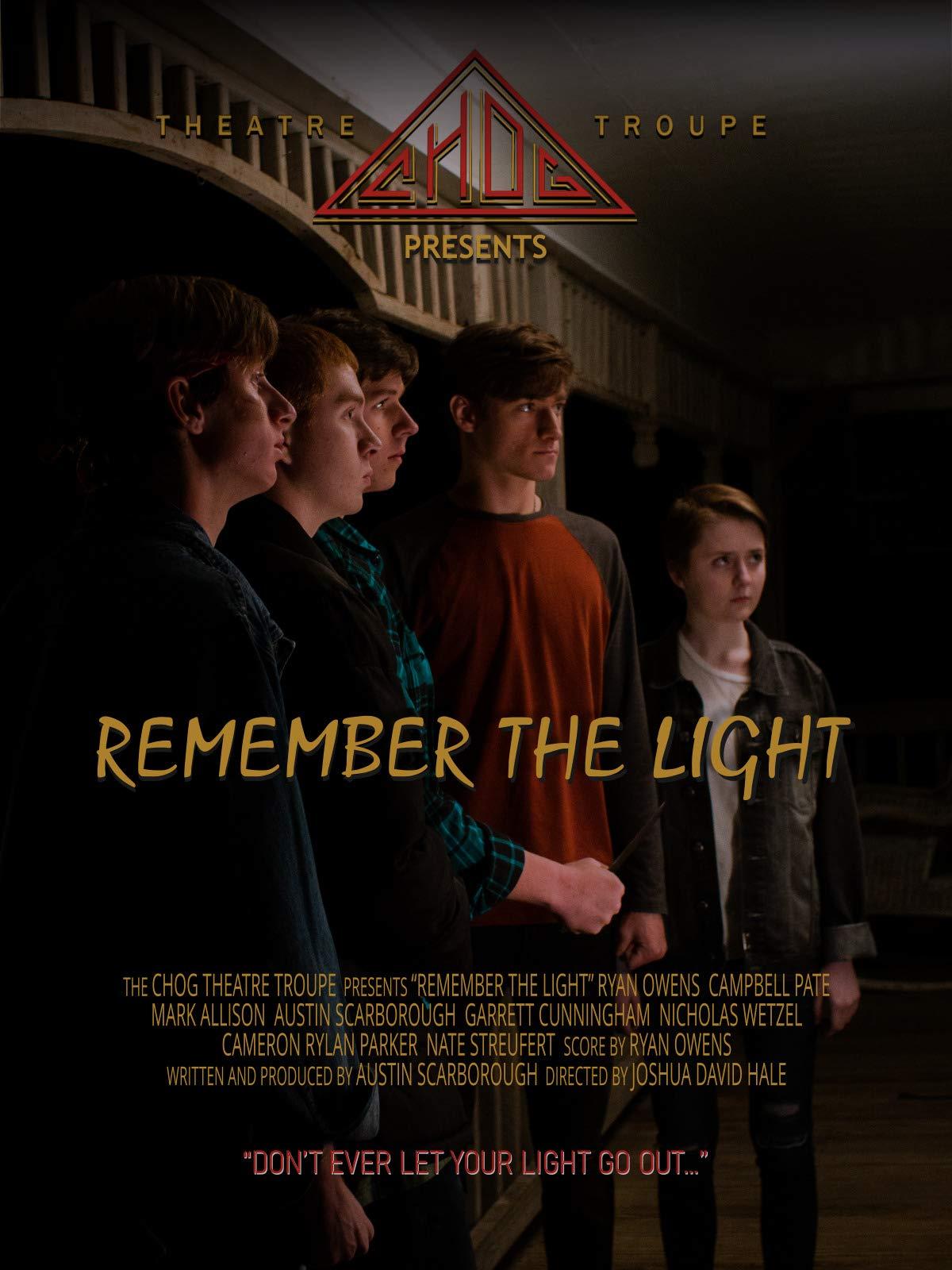 Remember the Light on Amazon Prime Video UK