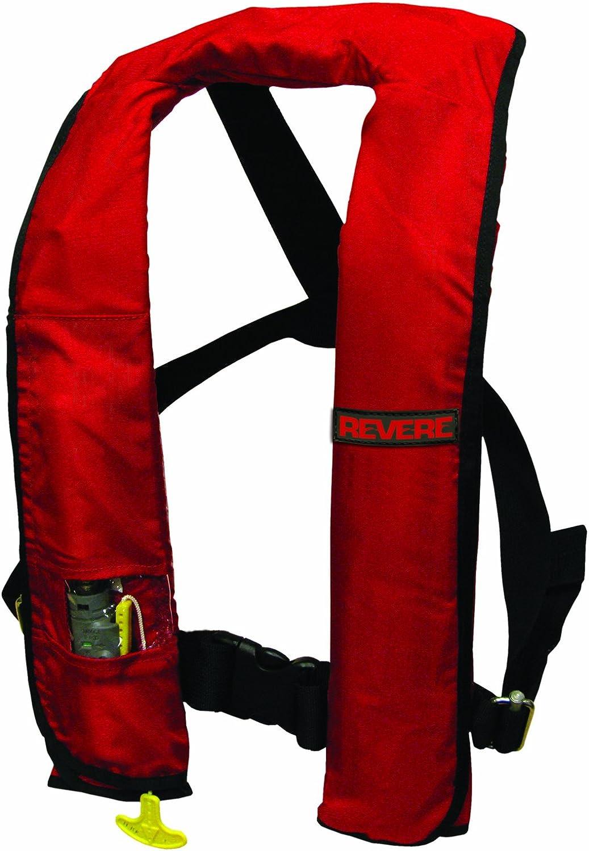 Amazon.com: Revere Revere Comfort Max Manual inflable PFD ...